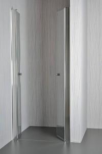 Sprchové dveře do niky SALOON 90 Clear