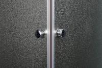 Sprchový kout čtvercový STANDARD 90 Grape