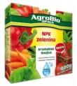 Kryštalické hnojivo Extra NPK Zelenina