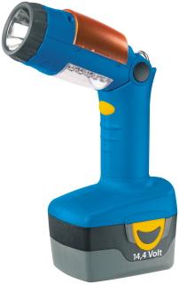 Akumulátorová svítilna Narex AS 14-3