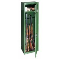 Skříň na zbraně GUN5 zelená