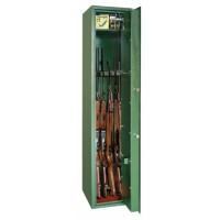 Skříň na zbraně MONTANA zelená