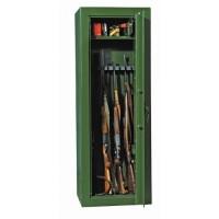 Skříň na zbraně SAFARI8 zelená