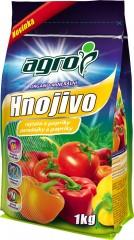 Hnojivo pro rajčata a papriky 1 kg - Agro 2050062