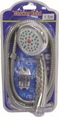 Sprcha + hadice 1,5 m + držák nerez+plast 3140351
