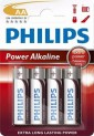 Baterie tužková alkalická Philips - Powerlife blistr 1710018