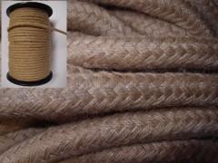 Lano konopné 5 mm pletené 3720015
