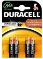 Baterie mikrotužka alkalická Duracell blistr R3 1710028