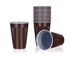 BANQUET Kelímky plastové na kávu MY PARTY 200 ml, 12 ks