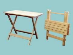 SOD-04 zahradní stůl skládací