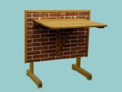 SB-01 balkový stolek skládací