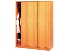 Skříň s posuvnými dveřmi 3323 buk