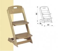Židle polohovací 048