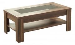 CLARA konferenční stolek OŘECH