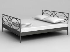 VERONE 180 x 200 ručně kovaná postel - SLEVA 10%