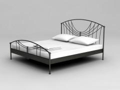 FIORLENE 180 x 200 ručně kovaná postel