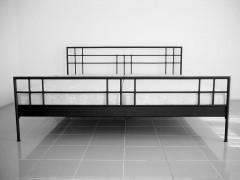 VIVIENE ručně kovaná postel
