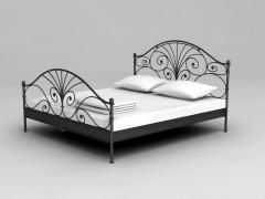 SOLANE 180 x 200 ručně kovaná postel