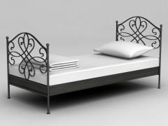 MAXONE 90 x 200 ručně kovaná postel