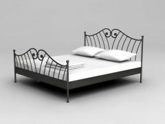 REXONE ručně kovaná postel