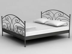 VERZONE ručně kovaná postel