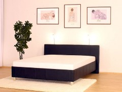 MEXIKO III luxusní postel včetně roštu a matrace - SUPER CENA !!