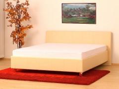 MEXIKO IV luxusní postel včetně roštu a matrace