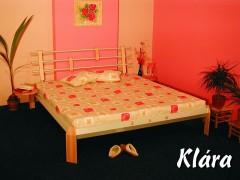 KLARA kovová postel