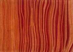 Vlněný koberec DESIGN Zebra d-25, 200x300 cm