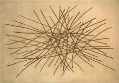 Vlněný koberec DESIGN Stripes d-33, 200x300 cm