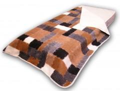 Vlněná deka MONTANA