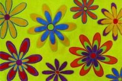 Vlněný koberec DESIGN FLOWERS, 200x300 cm