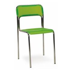 ASCONA kovová jídelní židle