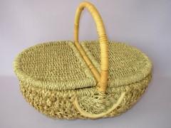 Košík piknik mořské řasy