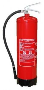 Hasicí přístroj pěnový na tuky a oleje 9l 34A/233B/75F