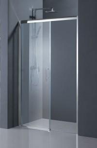 Sprchové dveře Estrela 140 x 195 cm dveře levé provedení