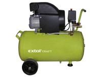 Kompresor olejový 1500 W, 50 l Extol