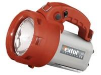 Svítilna nabíjecí halogenová s bočním světlem Extol