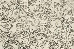 Vlněný koberec Savanna IVORY, 140 x 200 cm
