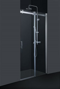 Sprchové dveře do niky BELVER 160 x 195 cm