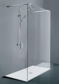 Sprchová zástěna Cala 150 x 195 cm