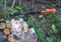 Sekera x17 štiepací plastové púzdro Fiskars 122460
