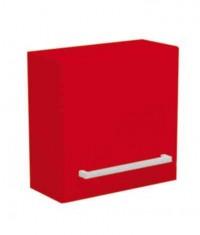 Skříňka vrchní TANGO červená vysoký lesk
