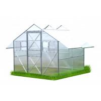 Polykarbonátový skleník Hvězdička 2,5 x 8,5 m