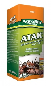 ATAK Gel na mravence AMP 25 g