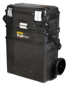 Pojízdný montážní box STANLEY FatMax - rozevírací 1-94-210