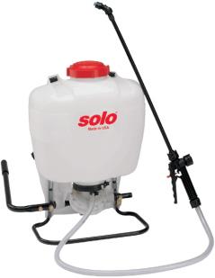 tlakový postřikovač SOLO 475
