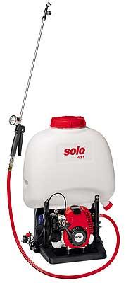 motorový postřikovač SOLO 433