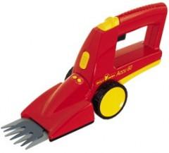 aku nůžky na trávu WOLF Garten Accu 60 Li-ION Power Set.
