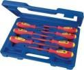 Sada skrutkovačov Narex Twin Plast Elektro Line 8619 01 v kufri